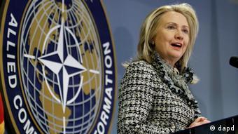 NATO Hillary Clinton