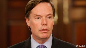 Portrait of Nicholas Burns, former Undersecretary of State for Political Affairs Nicholas Burns
