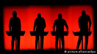 German band Kraftwerk