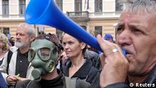 Slowenien Generalstreik