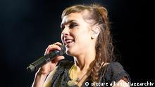 Sängerin ZAZ