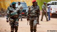 Militares derrubaram a ordem constitucional a 12 de abril de 2012