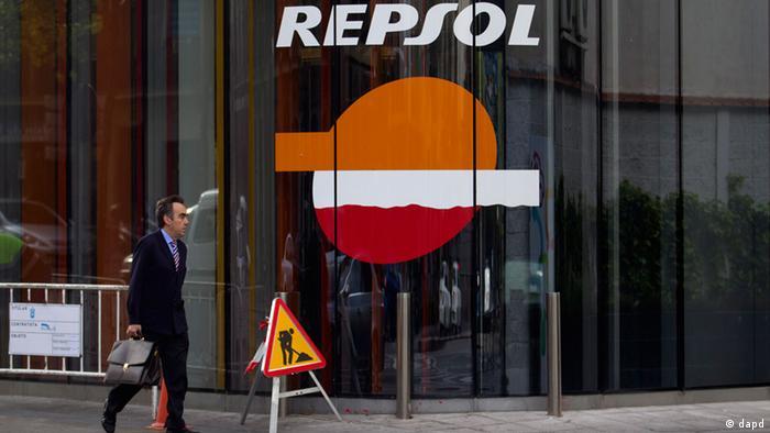 Repsol Madrid Spanien