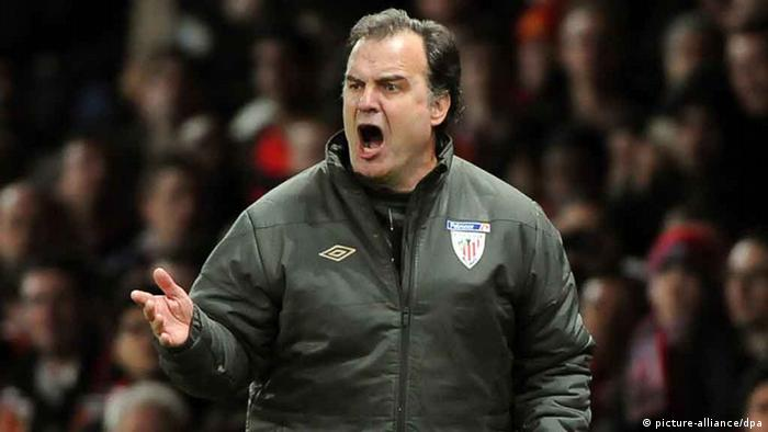 Trainer Marcelo Bielsa (picture-alliance/dpa)