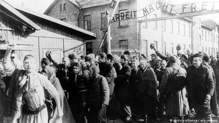 El presidente de Polonia, Bronislaw Komorowski, ha dicho en vano que la mayoría de los soldados que liberaron Auschwitz habían sido rusos y que este hecho debía ser reconocido.