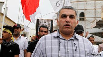 Human rights defender Nabeel Rajab