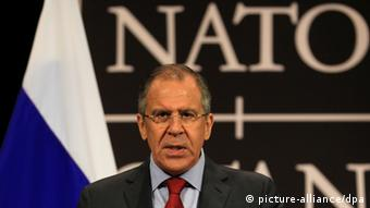 Russian Foreign Minister Sergey Lavrov (photo: EPA/OLIVIER HOSLET)