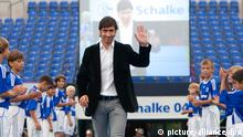 Fußball Raul verlässt Schalke