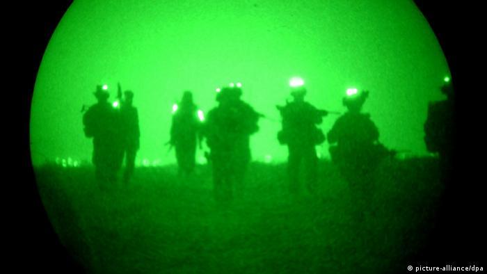 Noćna ophodnja u Afganistanu 2011.