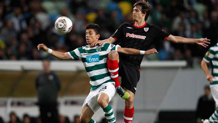 Europa League Athletic Bilbao vs Sporting Lissabon