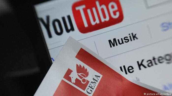 Musicians complain to Brussels over YouTube | Business