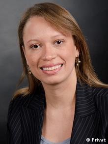 Brasilien Anwältin Anna Lygia Rego