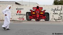 Bahrain Formel 1 Proteste Archivbild