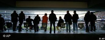 Fußballstadion Allianz Arena in München