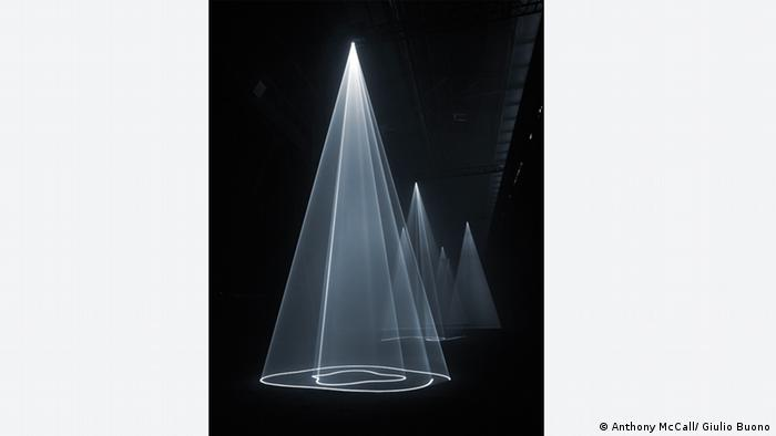 Ausstellung Anthony McCall Nationalgalerie Berlin