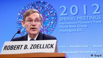 Robert Zoellick (dapd)