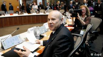 USA Weltbank Treffen in Washington Guido Mantega Brasilien