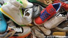 Puma shoes (Photo: David Ebener dpa/lby +++(c) dpa - Bildfunk+++)