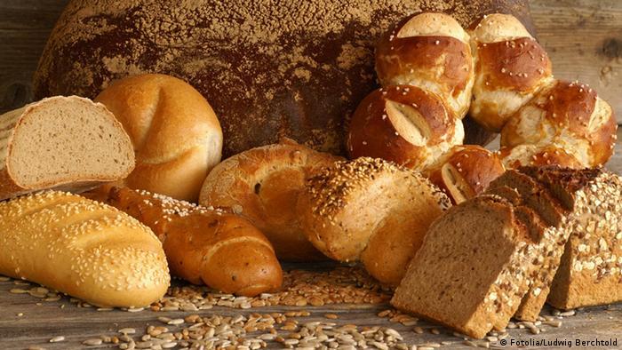 Brot Brotsorten