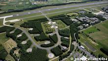 Fliegerhorst Büchel Atomwaffenstationierung USA Eifel