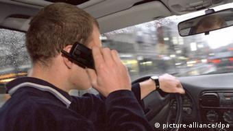 Користування мобілкою в авто може вилитися в копієчку