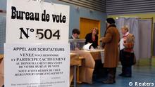 رأیگیری ساعت ۸ شب در فرانسه به پایان میرسد و انتظار میرود در آن زمان نتایج این انتخابات حدوداً مشخص شده باشد