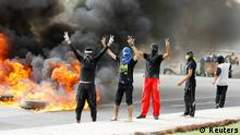Unruhen in Bahrain