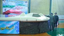 سال گذشته یک هواپیمای بدون سرنشین امریکایی به دست حکومت ایران افتاد.