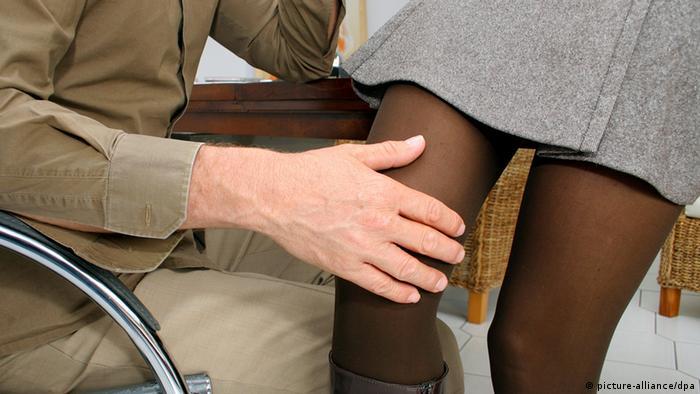 Sexualno uznemiravanje na poslu