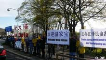 Hannover Messe Protest