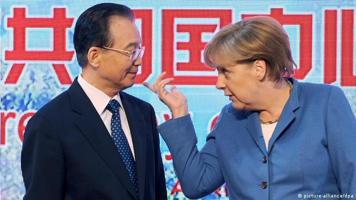 """Muchos chinos lamentan que los alemanes no cultiven las relaciones interpersonales, eso que en China se conoce como """"guanxi""""."""