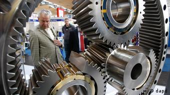 Feria de Hannover: Maquinarias y tecnología de punta.