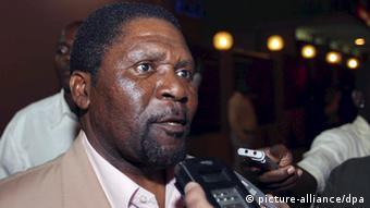 Isaias Samakuva Opposition Führer Wahlen Angola