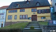 Bachhaus in Eisenach (Foto: Suzanne Cords) Zugeliefert von Suzanne Cords