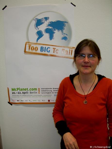 Jutta Sundermann, Mitbegründerin von Attac Deutschland