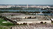 پنتاگون، وزارت دفاع آمریکا در واشنگت