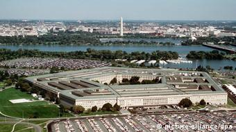 Pentagon Verteidigungsministerium USA