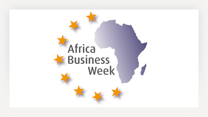 Le logo de l'Africa Business Week