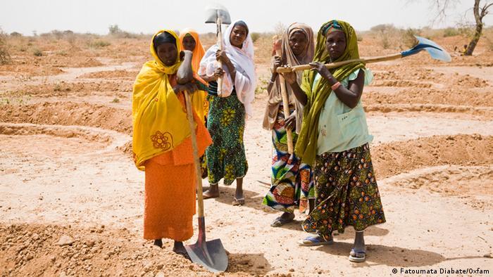 Hunger in the Sahel (c) Fatoumata Diabate