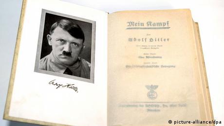 Ausgabe Adolf Hitler: Mein Kampf