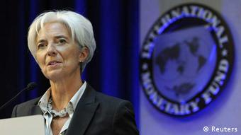 IWF / Christine Lagarde / Internationaler Währungsfonds