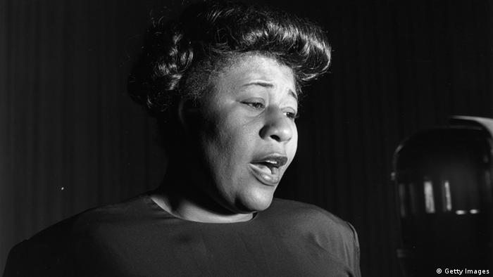 Ella Fitzgerald 1948 (Getty Images)