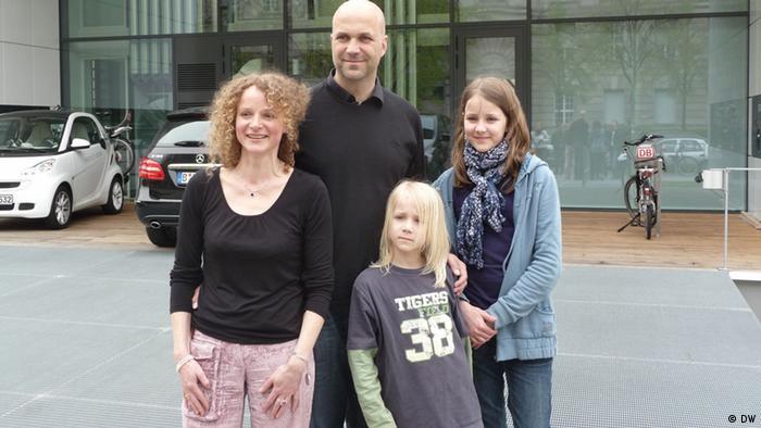 Familie Welke/Wiechers (Foto: DW)