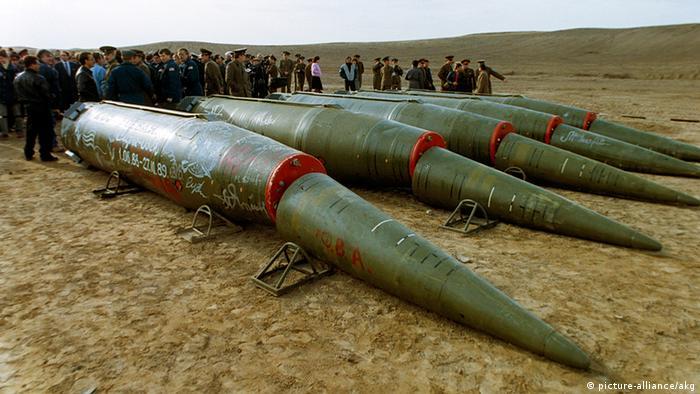 Уничтожение ракет РСД-10 в Советском Союзе, 1987 год