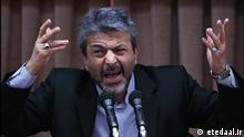 کامران دانشجو، استاندار سابق تهران و وزیر علوم یکی از متهمان اختلاس