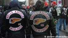 Gericht Outlaws Hells Angels Mottorrad Club