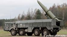 Iskander Rakete