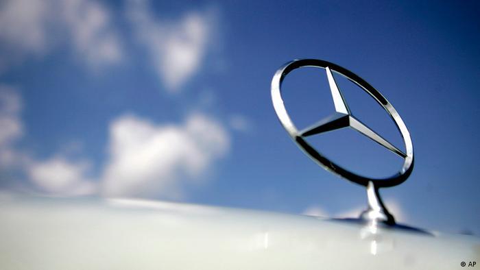 Deutschland DaimlerChrysler Mercedes Stern