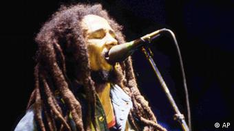 Bob Marley (AP Photo/Str)