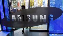 Südkorea Samsung Logo